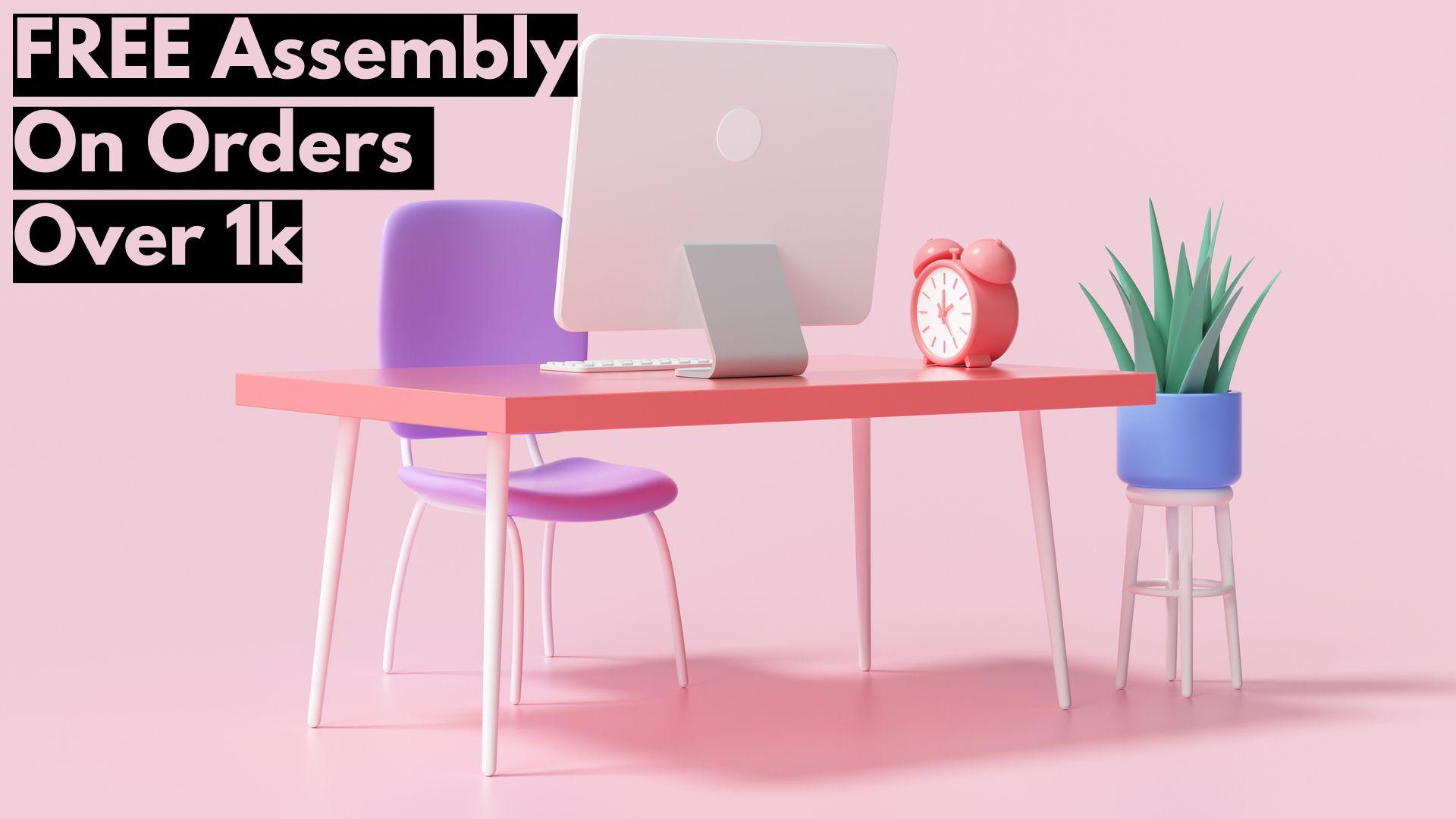 Free assembly service