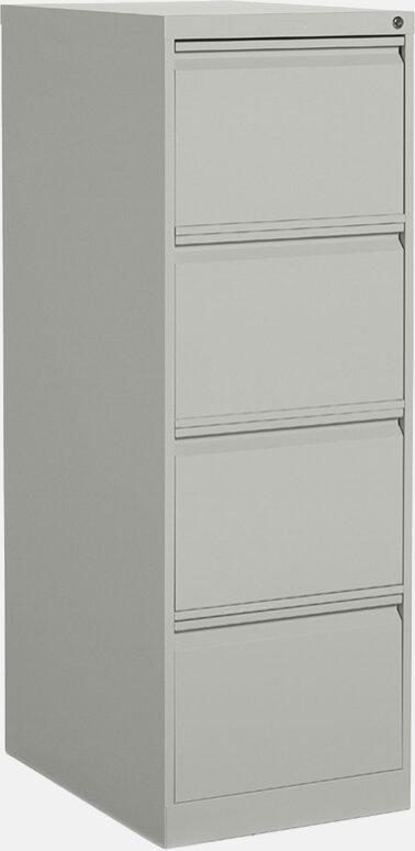 Legal Size 4 Drawer Vertical File Cabinet