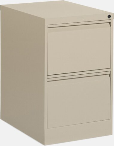 Legal Size 2 Drawer Vertical File Cabinet